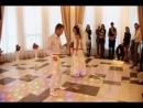 """Свадебный танец - бачата  под популярнейшую песню группы """"Extrem"""". До постановки пара серьезно бачатой не увлекалась."""