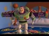 Pixar Toy Story Bloopers(неудачные дубли)))