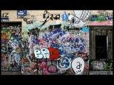 Пятилетняя история граффити одной стены за 2 минуты