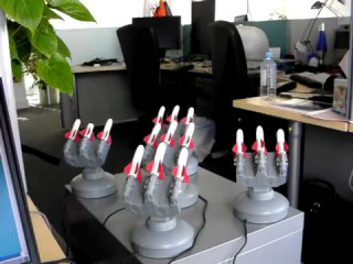 Миниатюрная ракетная установка ( USB Ракетница)