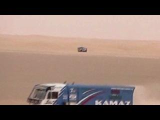 Камаз-самый быстрый грузовик в мире,в 2010 году 9-ти кратный победитель ралли париж-дакар!!!
