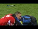 Лига Чемпионов 2010 - 2011  18 Финала Первый матч  Интер - Бавария 2 Тайм