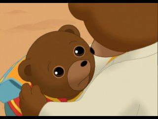 Petit ours brun rentre a l'ecole