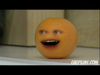 Приставучий апельсин 3: Эй, помидор!