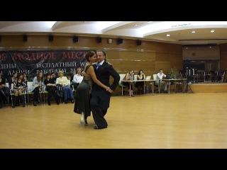 Поцелуй Аргентинского Танго (Канженге)