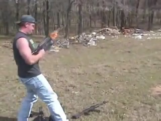 Краш тест АК-47