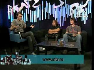 Eric Adams (MANOWAR) Интервью Эрика Адамса 23.07.2009 г.