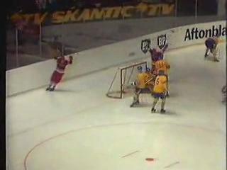 1970 г. Хоккей. Чемпионат мира. СССР - ШВЕЦИЯ 2:4 , 3:1.