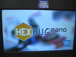 HEX BUG nano или электронные тараканы