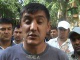 Ош 2010 Видео обращение Узбеков Кыргызстана Мировым сообществам