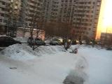 руский рок на льду