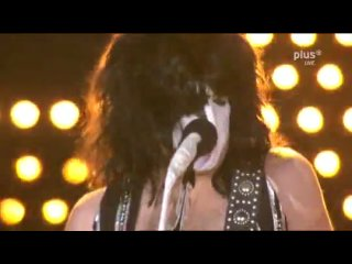 Kiss Love Gun Rock Am Ring 2010