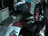 На студии (Jahna, Oxxxymiron, MarkTribe) - Мой Менталитет