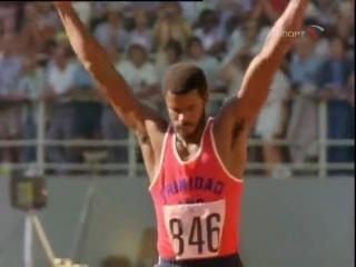 Хейсли Крауфорд, ОЧ в Монреале в беге на 100 метров