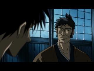 Samurai Deeper KYO/ Самурай Кё 1 сезон 3 серия