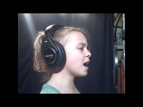 Hurt - Christina Aguilera Cover sung by Noelle (age 9)