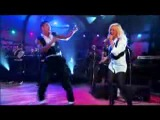 Christina Aguilera - Candyman (Yahoo Nissan sets 2006) live