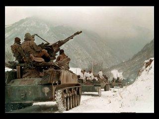 Молодым умирать не страшно... Чечня (фото).