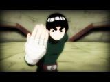 Rock Lee vs Gaara: The Green Beast [AMV]