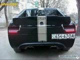 москвич 2141 азлк-тюнинг под мустанг-жесть!!!