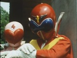 Goranger episode 11