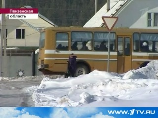 В Пензенской области спиздили бурильную установку весом более 7 тонн
