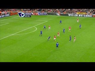 Самир Насри хоронит Манчестер Юнайтед