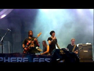 HIM - Buried Alive By Love (Live at Sonisphere 2010)