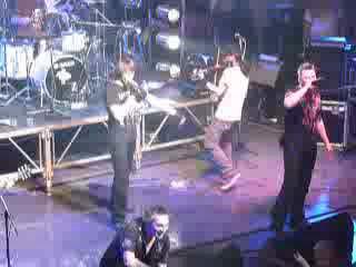 Король и Шут - Гимн Шута feat Dok (Сказки Чёрного Города) Липецк 28.05.2010