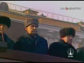 Похороны Ю.В.Андропова