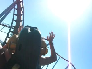 Dragon Khan(Park Port Aventura)