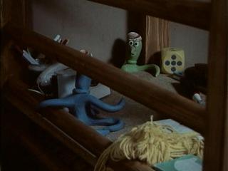 осьминожки со второго этажа, 2 серия