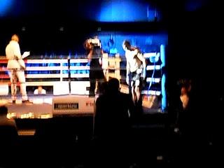 54 кг Алихан Авторханов - Витторио Парринелло
