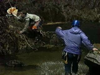Rockface\Коварство гор (сериал 2002-2003) 11 серия