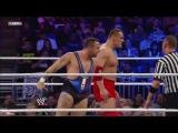 WWE Santino Marella & Владимир Козлов vs Zack Ryder & Primo