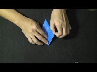 Урок - японский журавлик