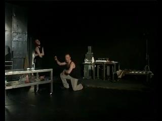 Танец страсти из спектакля