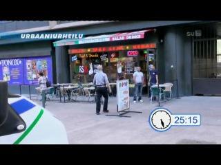 2х2 - Битва Хулиганов: Городские виды спорта