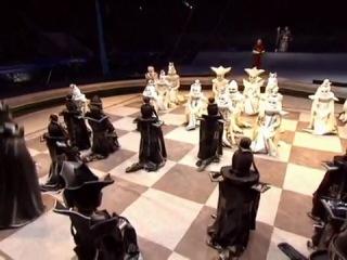 Шоу Камелот-2: Шахматная партия