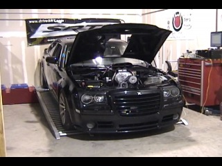 Chrysler 300c srt8 - 1590 л.с.