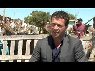 The Philanthropist- INTERVIEW -JAMES PUREFOY (Teddy Rist)