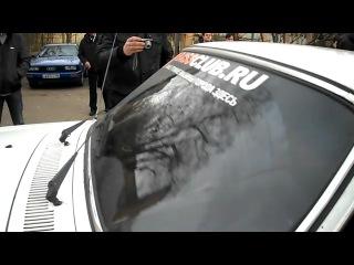 Автозвук , волга одна из самых громких машин в России !! Bassclub Рулит )))ГАЗ 31105