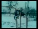Опасный невероятно сложный трюк)))))