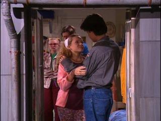 Первые поцелуи. 25 серия. Близнецы.