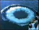 Тороидальные кольца в исполнении дельфинов, китов, вулканов и человека.
