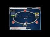 Как играть в покер за финальным столом? Покер видео # 2