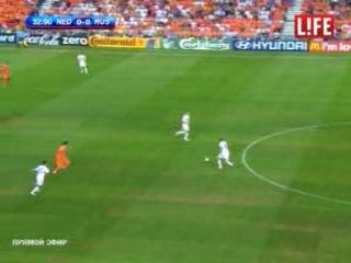 дагестанский коментатор коментирует матч Россия-Голандия))
