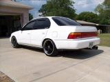 Toyota Corolla 1993-1997 Done Up