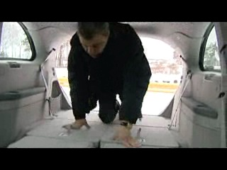 mercedes-R class 1 часть (программа Экипаж) тест-драйв