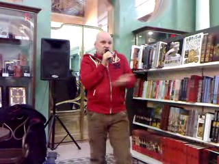Илья Стогов - Дом Книги(16:03:2011)